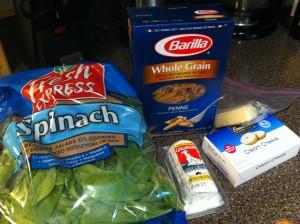 Simple ingredient list!